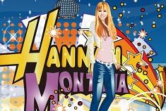 Hannah Montana Dress Up 2