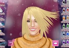 Hannah Montana Funny Hairstyles