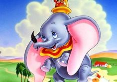 Happy Dumbo Puzzle