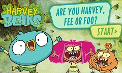Harvey Beaks Are you Fee of Foo