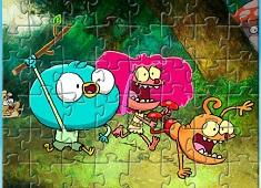 Harvey Beaks Puzzle 2