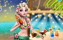 ハワイアンテーマパーティーゲーム