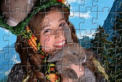 Heidi Puzzle