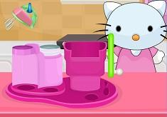 Hello Kitty Chef Ice Cream Maker