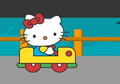 Hello Kitty Collects Presents
