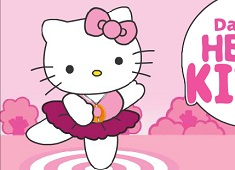 Hello Kitty Dancing