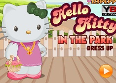 Hello Kitty Dress Up