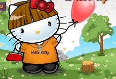 Hello Kitty Dress Up 2