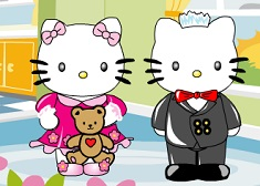 Hello Kitty Dresses