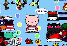 Hello Kitty Garderobe