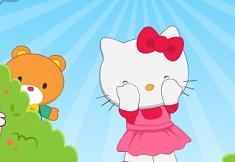 Hello Kitty Hide and Seek