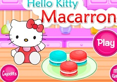 Hello Kitty Macaroons