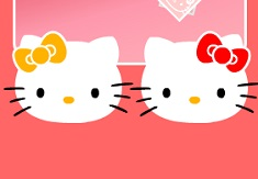 Hello Kitty Matching Pairs