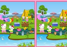 Hello Kitty Picnic Spot