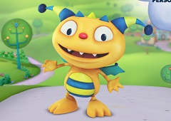 Henry Hugglemonster Guess the Character