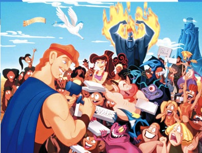 Hercules and Fans Puzzle