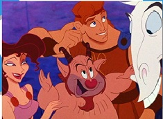 Hercules and his Friends Puzzle