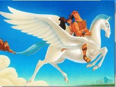 Hercules and Megara Pegasus Puzzle
