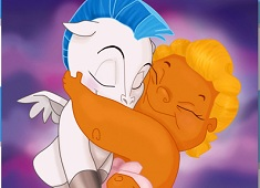 Hercules and Pegasus Puzzle