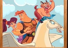 Hercules Puzzle 2