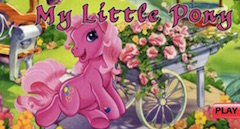 Hidden Alphabets My Little Pony