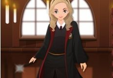 Hogwarts Girl Dress Up