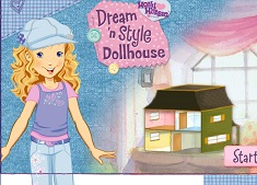 Holly Hobbie Dream Style Dollhouse