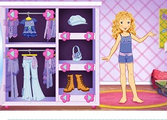 Holly Hobbie Dress Up