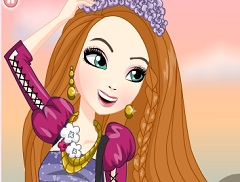 Holly O Hair Ever After High