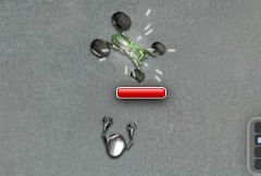 Hot Wheels Battle Force Battle Tangler Threat