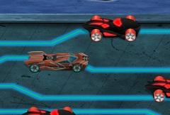 Hot Wheels Battle Force Shatterbolt Siege