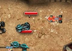 Hot Wheels Battlekey Wars