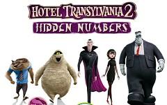Hotel Transylvania 2 Hidden Numbers