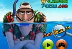 Hotel Transylvania 3 Find the Objects