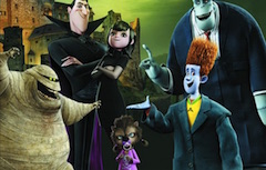 Hotel Transylvania Arrange the Pieces