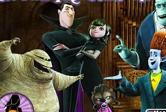 Hotel Transylvania Find the Alphabets