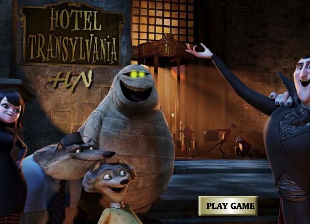 Hotel Transylvania Hidden Numbers