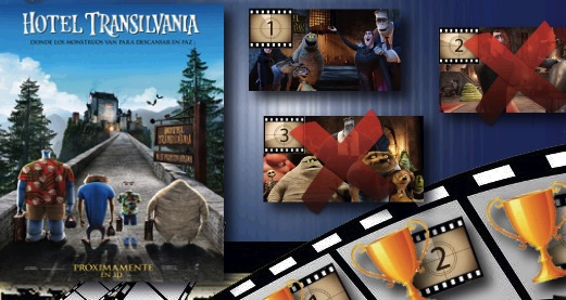 Hotel Transylvania Hidden Objects