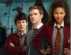 House Of Anubis Misterious Map