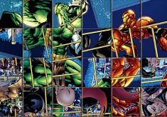 Hulk Boxing Puzzle