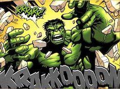 Hulk Comics Puzzle