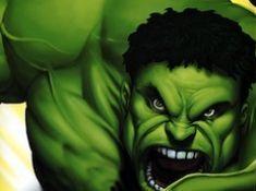 Hulk Furious Puzzle