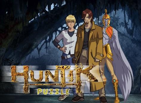 Huntik Puzzle