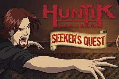 Huntik Seekers Quest