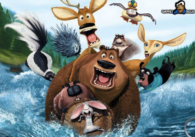 Ice Age Hidden Numbers 2