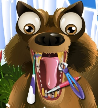 Ice Age Scrat Dentist