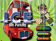 Ice Bus Parking