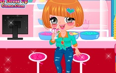 Ice Cream Chef Dress Up
