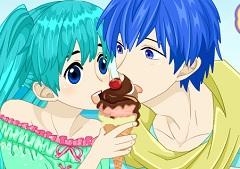 Ice Cream Lovers Make Up
