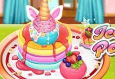 Ice Cream Pancake